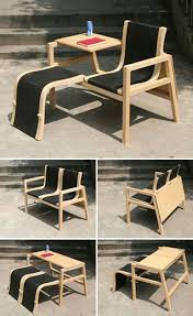 8 Suprising Pieces Of Furniture That Transform Into Something Else  Contemporist