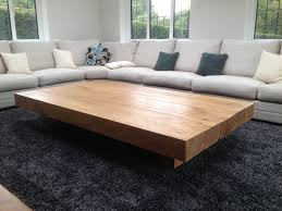 photo gallery of the extra large coffee table is a greatidea for a spacious room extra