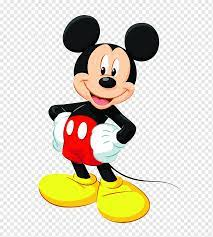 Mickey Mouse illustration, Mickey Mouse Minnie Mouse Donald Duck Huey,  Dewey and Louie, Mickey Mouse, tshirt, heroes, orange png