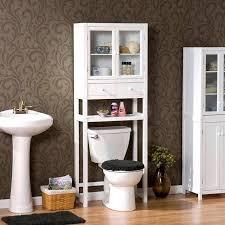 Bathroom Over Toilet Shelf Deentight