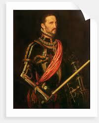 portrait of fernando Álvarez de toledo 3rd duke of alba by anthonis van dashorst mor