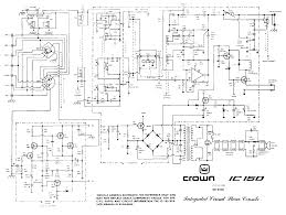 Audio lifier schematic diagram wiring ponents