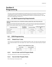 View silent knight 5104 documents online or download in pdf. Section 6 Programming 1 Ul 864 Programming Requirements 2 5230 Programming Silentknight 5104 Digital Alarm Communicator Transmitter 6 Zone User Manual Page 31 48