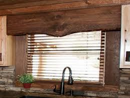 Wood Window Treatments Ideas Window Treatments Panels Rustic Wood Window Treatment Ideas