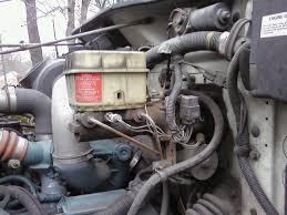 Warn Engine Light International 4700 2001 International 4700 T444e Hydraulic Brakes When Stopped