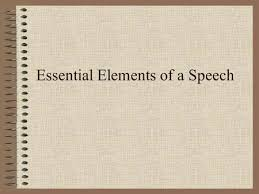 about a country outside the united states ppt video online  essential elements of a speech how to write a speech writing a speech is very