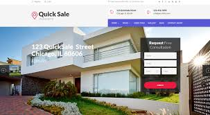 real state template top 25 real estate website templates for creative producers