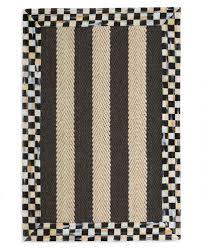 stripe rug 2 x 3 quick look mackenzie childs