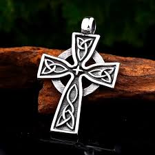 <b>Cross Shape Pendant</b> Necklace Men's Necklace Fashion Metal ...