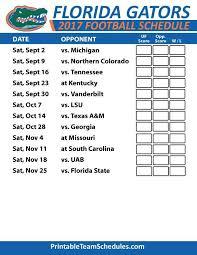 78 Complete Florida Gators Football Depth Chart