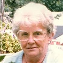 Ethel Ernestine Belcher Obituary - Visitation & Funeral Information