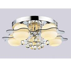 Deckenlampen Kronleuchter Rgb Kristall Led Deckenleuchte