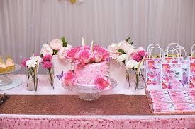 How Do You Setup A Cake Table Birthday Fairy