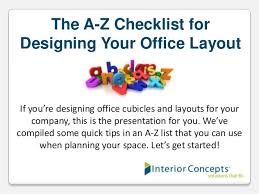 The AZ Guide For Designing Your Office Cubicles Layout Magnificent Office Cubicle Layout Design