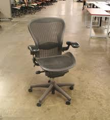 Desk Chair  Aeron Desk Chairs Overview Manufacturer Media Reviews Aeron Office Chair Used