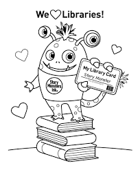 Story Monsters Coloring Contest Story Monsters Llc