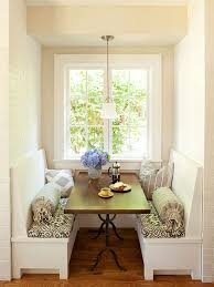 banquette dining