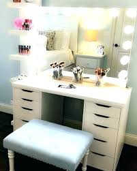 makeup vanity table with lights professional box india