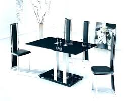 round glass dining table for 6 glass table with 6 chairs glass table with 6 chairs