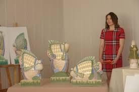 Кафедра декоративно прикладного искусства Гжельский  Лидия Мартынова студентка 4 курса ДПИНП защита дипломной работы пластическая композиция Морские глубины