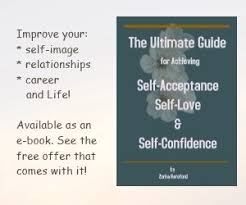 develop a healthy self concept the ultimate guide for self acceptance