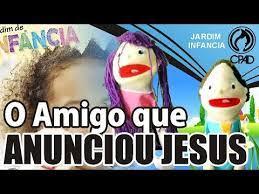 We did not find results for: O Amigo Que Anunciou Jesus 3 Trimestre De 2016 Cpad Jardim Infancia Fantoche Youtube