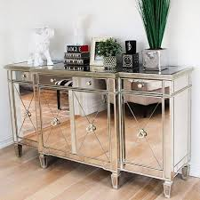 borghese mirrored furniture. @nettenestea\u0027s Home Gets A Boost Of Glamour With Our Borghese Mirroed Buffet, Ceramic Bookends. Mirrored DresserMirrored Furniture D