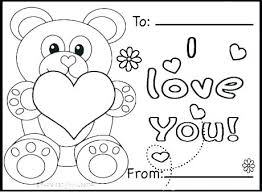 Coloring Pages Printable Disney For Kids Free Online Tree Card To