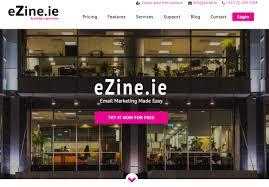 Ezine Design Software Email Marketing Software Ireland Email Marketing Company