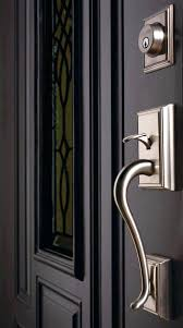 front door hardware brushed nickel. Top Schlage Front Door Handle Set U4648208 Best Hardware Available At  Images On A Beautiful . Peaceful Brushed Nickel