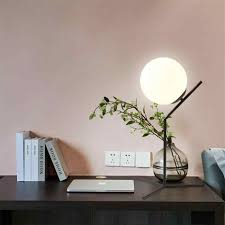 Đèn Led Hiện Đại Bàn Kính Đèn Sang Trọng Nghề Đèn Bàn Series Bắc Âu Phòng  Ngủ Đầu Giường Đèn Đọc Sách Đại Học Ký Túc Xá Trang Trí Để Bàn|Đèn Bàn