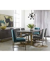 Image Pedestal Desk Cambridge Dining Room Furniture Collection Created For Macys Roseland Furniture Kitchen Dining Room Furniture Macys