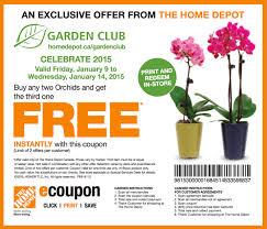 here s the new weekly instantly printable from the home depot canada garden club