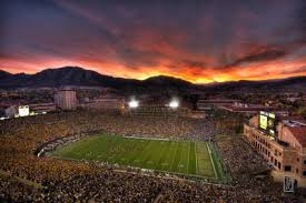 Cu Folsom Field Seating Chart Folsom Field University Of Colorado