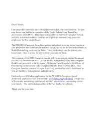 Sample Cover Letter For Caregiver Resume Caregiver Sample Cover Letter Best Caregiver Cover Letter Examples 6