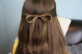 Pretty Girls Hairstyle the subtle bow easy hairstyles cute girls hairstyles 7969 by stevesalt.us