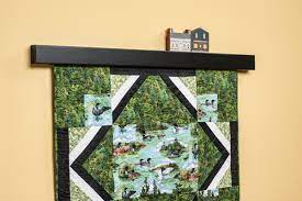 our hanging system quilt display s