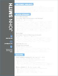 Eye Catching Resume Templates Delectable Trendy Resume Templates Free Combined With Creative Eye Catching