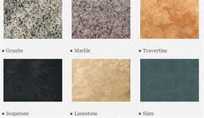 ausgezeichnet diffe kinds of kitchen countertops types 1 2756 rh betterbeemktg com diffe kinds of kitchen counters compare diffe types of