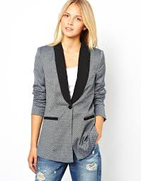Patterned Blazer Womens Simple Womens Patterned Blazer Almaderockorg Best Photo 48
