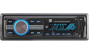 dual xr4115 digital media receiver at crutchfield com Dual Xdvd8181 Wiring Diagram dual xr4115 front Basic Electrical Wiring Diagrams