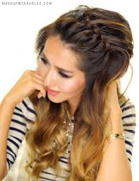 Braiding Hairstyle 3 easypeasy headband braid hairstyles for lazy girls 2284 by stevesalt.us