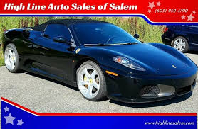 Do you still want to buy a minivan when a compact car gives you the same thing? Used Ferrari F430 Spider For Sale With Photos Cargurus