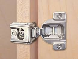 pact 33 hinge only has 2 dimensional adjustment the benefit of 3 dimensional adjustment is that it allows for the tilt of the door to be adjusted