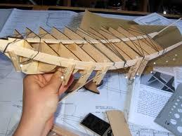ship model builder catalogue