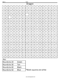 Rounding Worksheets Rrec2 Dragon Free Math Coloring Pages With