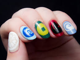 National Flags of Avatar: The Last Airbender | Chalkboard Nails ...