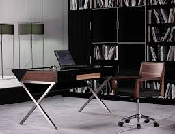 minimal office. Orwell Contemporary Minimal Office Desk