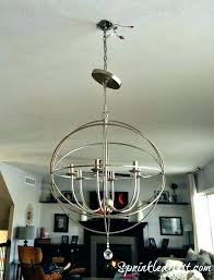 ballard designs lamp shades installing orb chandelier buffet