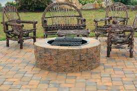 build an outdoor cooking area